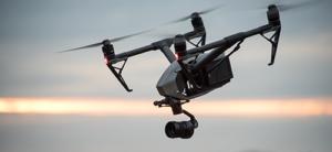 grabación vídeos con dron